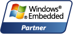 Windows Embedded Partner Logo